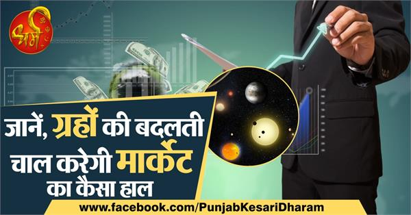 know how the changing positions of the planets will effect the market