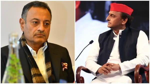 sanjay seth resigns from rajya sabha
