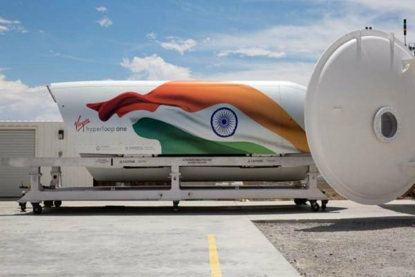 hyperloop train will arrive in 35 minutes from mumbai to pune