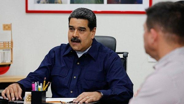 venezuela maduro appoints new ministers
