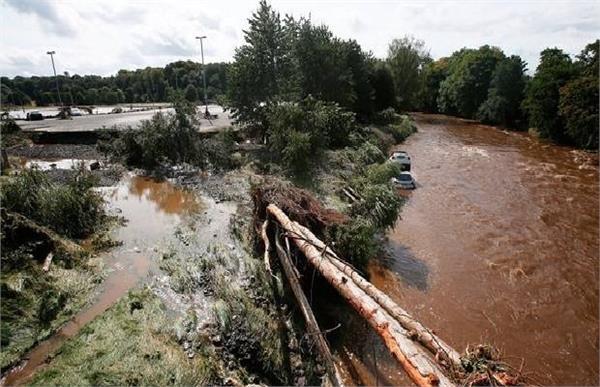yamuna river flood left traces of destruction