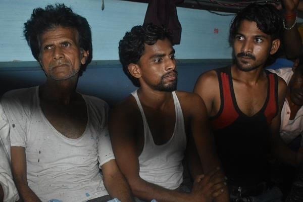 migrant laborers returned to their states from kashmir valley