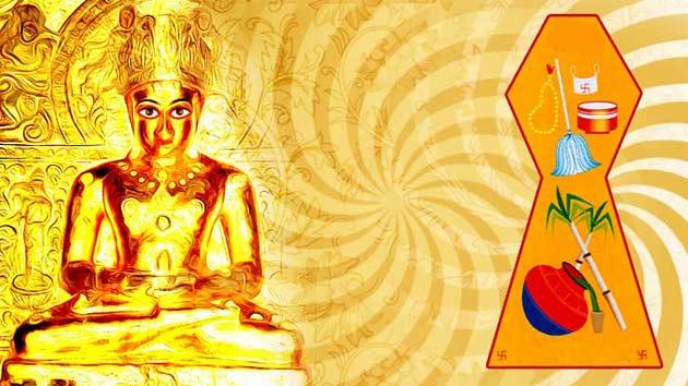 PunjabKesari, Mahaparva Paryushan of Jainism, महापर्व पर्युषण, जैन धर्म, fast and festival, Vrat upvas, Festivals This Year Calender