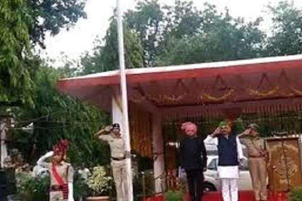 health minister tulsi silvat tricolor minister patwari flagged ujjain