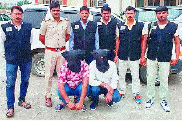 used to prepare fake documents of stolen and robbed cars arrested