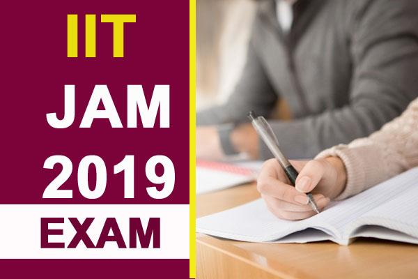 apply for iit jam exam from september 5