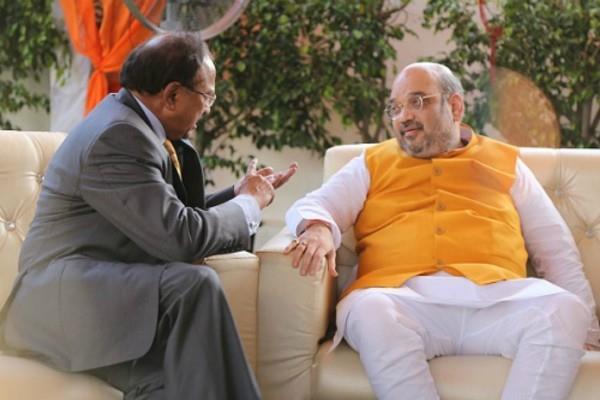 amit shah high level meeting on kashmir