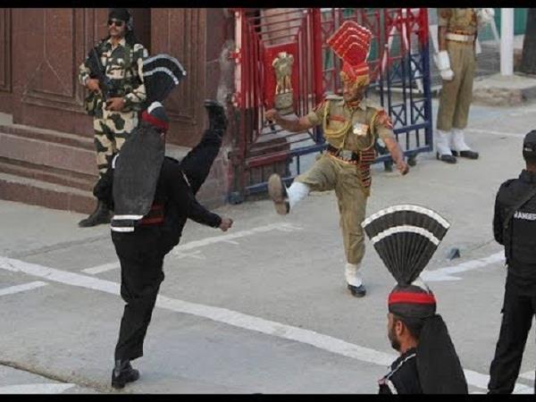 no exchange of sweets between bsf and pakistani rangers