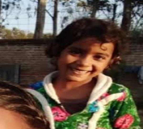 missing 7 year old girl