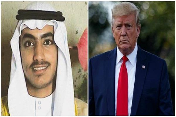 trump says hamza bin laden was very dangerous for america
