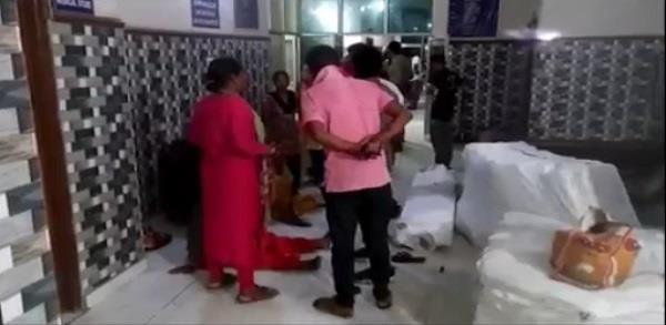 woman died during delivery