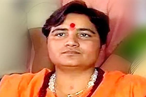 soon we will all witness the ram temple  sadhvi pragya