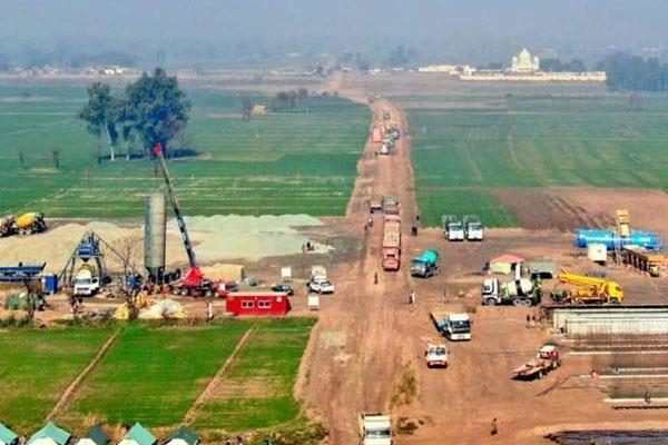 can pakistan stop construction of kartarpur corridor