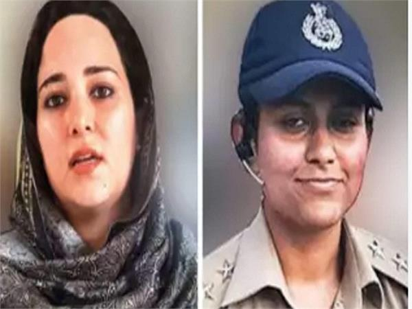जम्मू कश्मीर में छाए तनाव में बेखौफ अपनी ड्यूटी निभा रही ये दो महिला अफसर