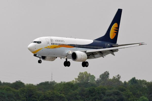 jet airways employees in trouble sought one month s salary as relief