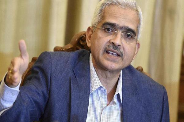 rbi governor shaktikanta das said economic growth is top priority