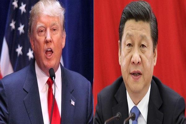 china us president donald trump shi jinping hongkong