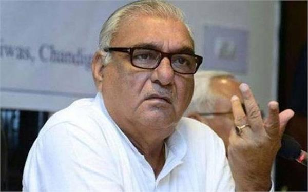 bhupendra hooda in preparation for big explosion in parivartan rally