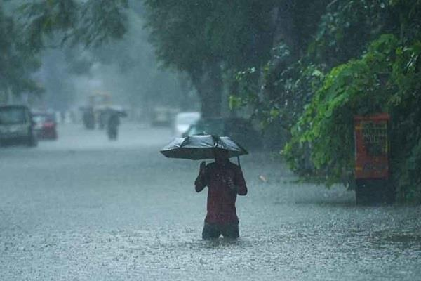 ontinuation of heavy rains in mp