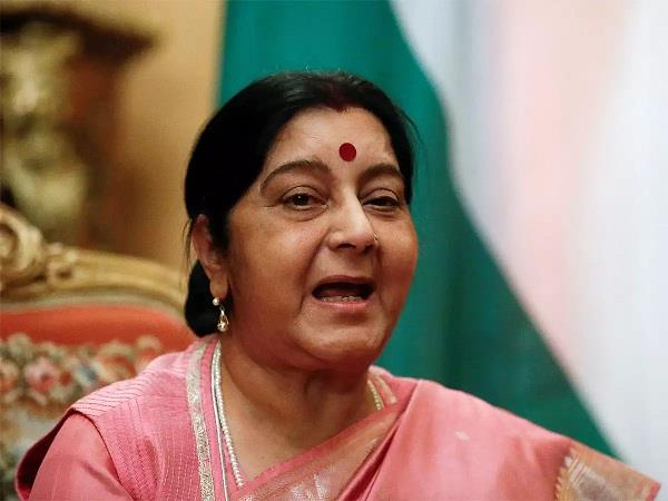 sushma swaraj was crazy about makhan malai