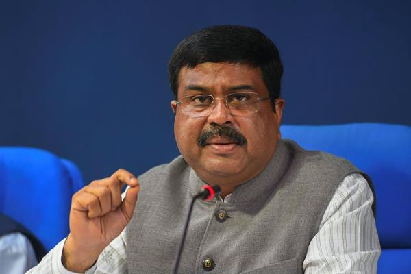 there is no problem getting fuel companies for financing pradhan