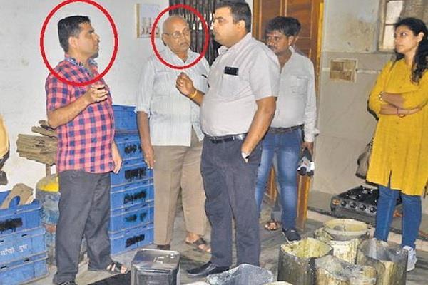 action on fake ghee raisuka sent to jail