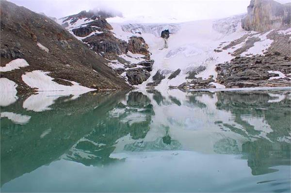 nepal newly discovered lake may become world s highest
