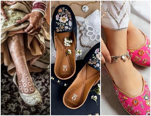 लंबी हाइट वाली लड़कियों ट्राई करें ये Punjabi Jutti, देखिए लेटेस्ट डिजाइन्स