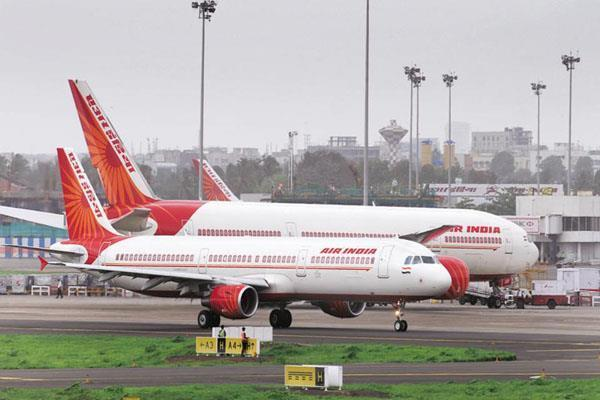 us bans on ground handling of air india