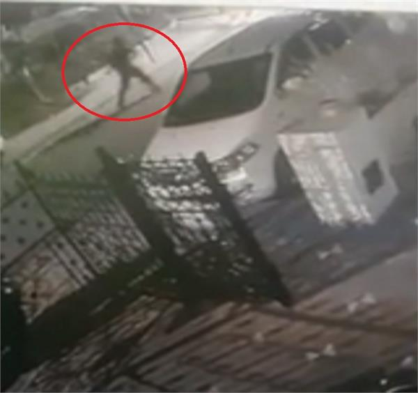 cctv footage of double murder