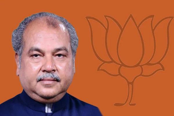bjp assembly elections 4 states narendra tomar gets haryana responsibility
