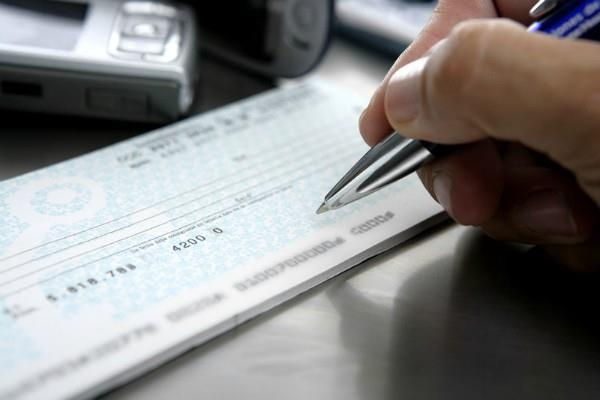 rule of interim compensation will be applicable in cheque bounce