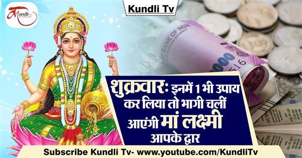 jyotish upay of devi lakshmi in hindi