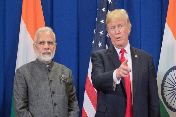 trade dispute with india should be resolved soon