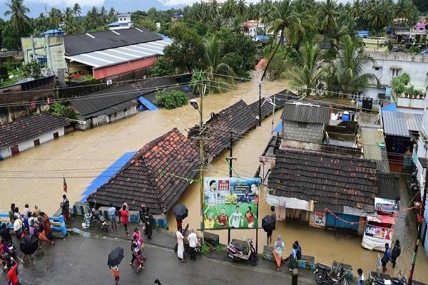 karnataka floods 6000 crore damage loss heavy rain bangalore ndrf