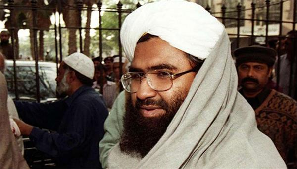masood azhar revoking j k special status says modi has accepted defeat