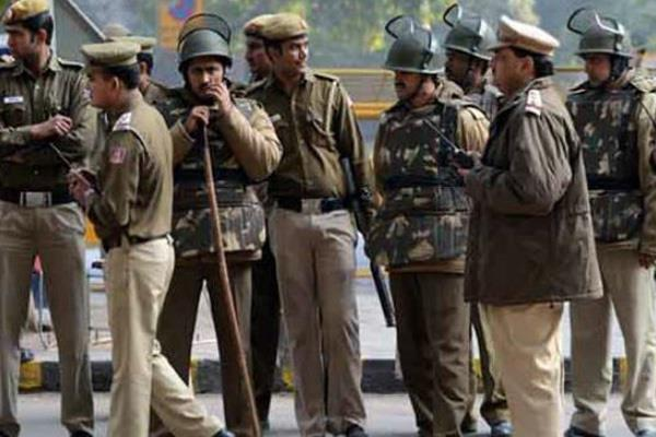 high alert in uttar pradesh