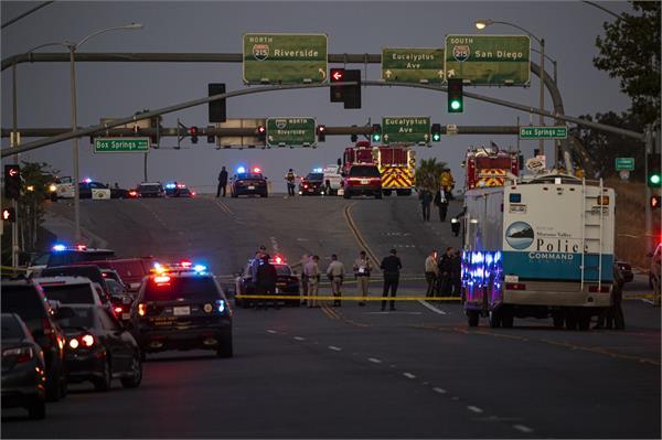 ca highway patrol officer killed during traffic stop