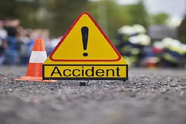 1 people killed in road accident