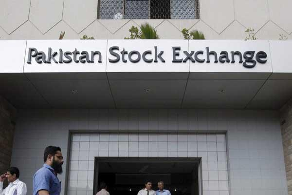 removing article 370 pakistan stock market stumbled dropped 600 points