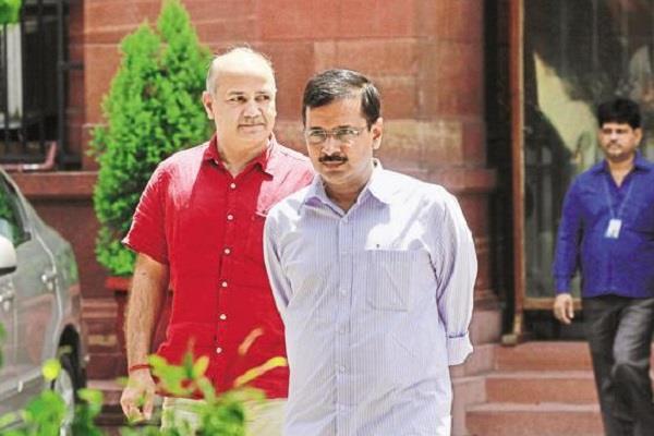 kejriwal reached delhi hc on vijender gupta defamation case