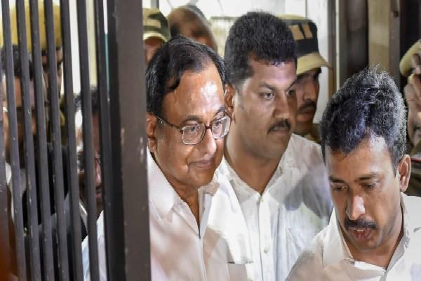 inx media case p chidambaram to be in cbi custody till september 2