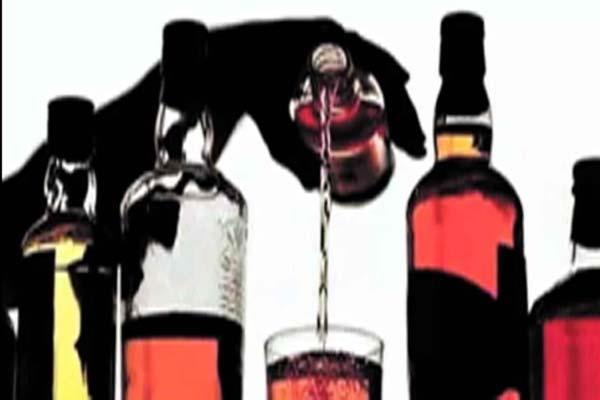 dumatal illegal liquor recovered