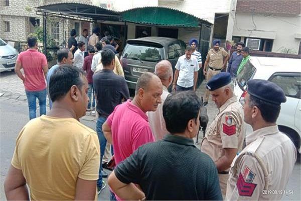 double murder in chandigarh