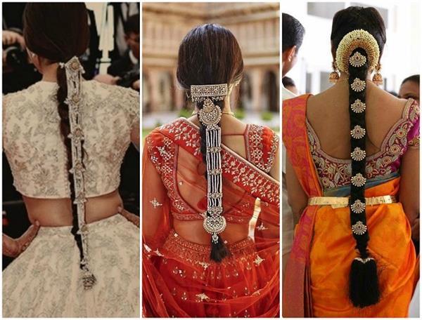 Jada हेयर एक्सेसरीज की बढ़ी डिमांड, लंबी चोटी वाली भी दिखाएं फैशन (See Pics)