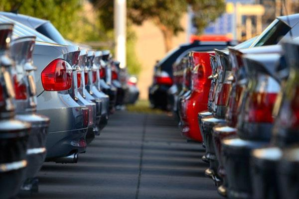 vehicle sales fell 6 in july