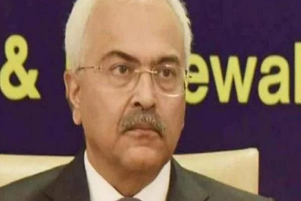 ajay kumar bhalla becomes the new home secretary of the country
