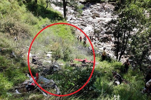 helicopter crash in nerwa