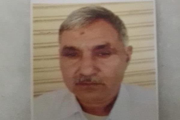asi murdered in hisar at his home after dinner