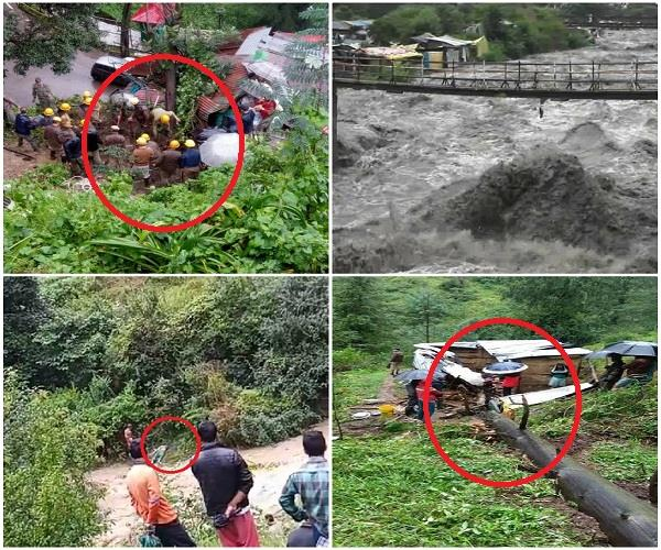 himachal rain in dead 19 people